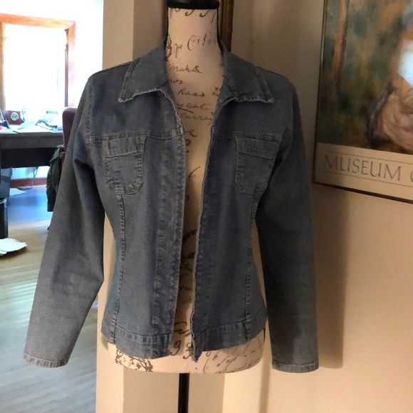 9615625cbd9b French Dressing Jackets & Coats | Refined Jean Jacket | Poshmark